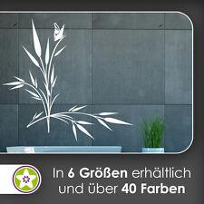 autocollant sticker Tapisserie grasbordüre plantes décoration