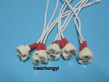 Packs of MR16 Socket LED bulb halogen CFL Lamp Lights Holder base Wire Connector
