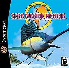 Sega Marine Fishing NEW factory sealed for Sega Dreamcast system