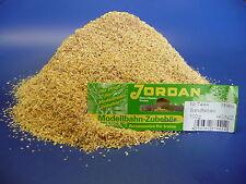 Jordan Streu Gras Streumaterial sandfarben  MAXI-PACK      744A