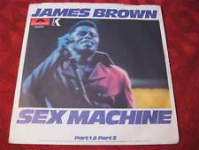 "7"" JAMES BROWN Sex Machine POLYDOR KING 1970"