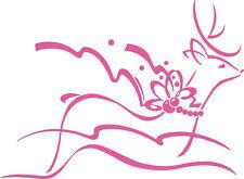 (WD0802) Grande Pegatina pared Folio decorativo ø 175 cm - elegible 11 - RENO