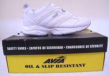 AVIA A325WWSY Women's Work/Walking Shoes - Oil & Slip Resistant  NWD
