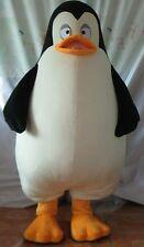 Halloween Madagascar Penguin Mascot Costume Fancy Dress adult size Xmas Gift hot