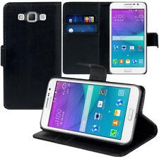 FUNDA PROTECTORA PARA Samsung Galaxy Grand Max sm-g720n0 Móvil Cartera con tapa