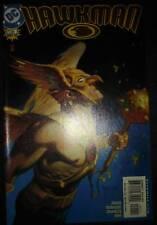 Hawkman #1 Vol4 2002 Vf-Nm+
