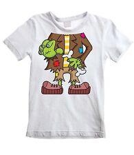 Frankenstein Elaborado Vestido Niños Camiseta Fiesta hacer noche traje de Disfraz para niños