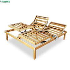 Elektrische Holz Lattenrost mit 14 Leisten individuell verstellbar allen Größen