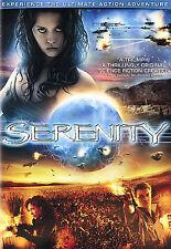 Serenity Nathan Fillion Alan Tudyk Summer Glau (DVD, 2005) FS