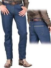 Men's Coated Jeans El General Limited Edition Color Navy