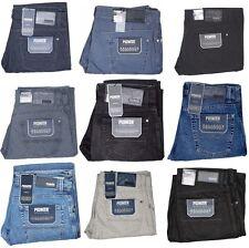 PIONEER ® Herren STRETCH  RANDO Jeans - 9 Farben wählbar W 32 34 36 38 40 42 44