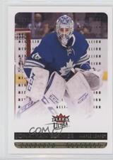 2014-15 Fleer Ultra Gold Medallion 183 Jonathan Bernier Toronto Maple Leafs Card