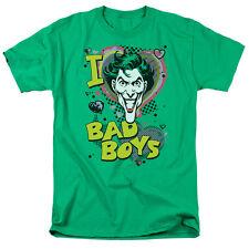 DC I HEART BAD BOYS 2 T-Shirt Men's Short Sleeve