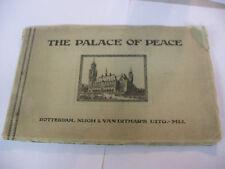 The Palace of Peace - The Hauge Nijgh & Van Ditmar's Uitg.-Mij. - Booklet