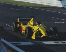 Takuma Sato Jordan EJ12 Japanese GP 2002 F1  Photograph