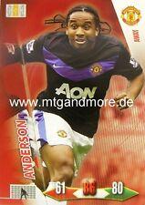 Adrenalyn XL Man. United - Anderson - Away