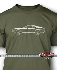 AMC AMX 1970 Coupe Men T-Shirt - Multiple Colors and Sizes
