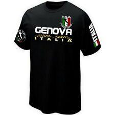 T-Shirt GENOVA LIGURIA GENES GENOA ITALIA italie Maillot ★★★★★