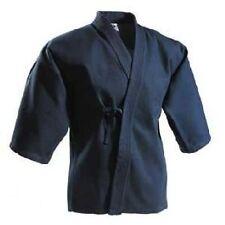 Kendo Chaqueta Azul Keokogi Camiseta Artes Marciales Kendogi Keikogi Uniforme