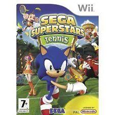 SEGA Superstars Tennis (Wii), Very Good Nintendo Wii, Nintendo Wii Video Games