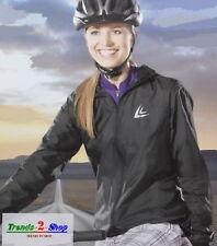 mujer chaqueta bicicleta ciclista rueda rompevientos C