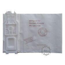 Staubsaugerbeutel - Filter - Filtertüte für Vorwerk >> Kobold 135 / 136 << /6034