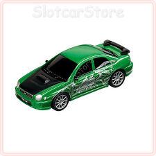 "Carrera GO 61088 Subaru Impreza ""Dragon"" grün (mit Licht) 1:43 Slotcar Auto Plus"