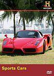 SPORTS CARS Car Ferrari Porche Auto Sport Car German Italian History Channel DVD