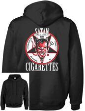Satan Brand Cigarettes, Everybody Smokes In Hell, Men's Hoodie