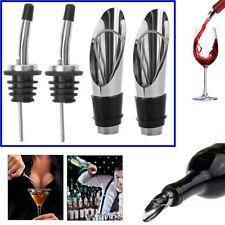 Wine Bottle Aerator Spout Aerating Decanter Pourer Liquor Spirit Pourer Stopper
