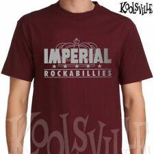 Imperial Rockabillies t-shirt - Classic Rockabilly retro vintage design