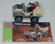 MEGA BLOKS 9153 TREKKER ATV & 9152 COPTER - COMPLETE WITH INSTRUCTIONS