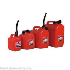 Benzinkanister, Reservekanister, Kraftstofftank ADR / UN-Zulassung plus Zubehöhr