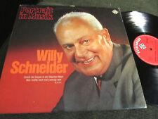 Willy Schneider portrait in musik 2 lp telefunken rare!