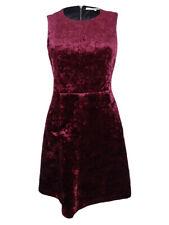 Rachel Rachel Roy Women's Velvet Fit & Flare Dress