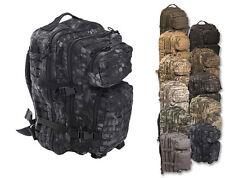 Mil-tec us mochila Assault Pack lg láser cut días senderismo 36l
