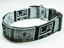 Charming Los Angeles Kings Hockey Dog Collar