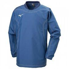 MIZUNO tough breaker shirt 32ME9182 Dress Navy