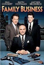 Family Business (DVD New) Sean Connery*Dustin Hoffman*Matthew Broderick WS
