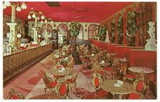 URBANA MD Peter Pan Inn Dolphin Lounge Vtg Postcard