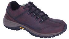Mens leather walking hiking shoe Slatters Wallaby