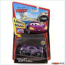 Disney Pixar Cars 2 Holley Shiftwell Lights & Sounds - dead batteries
