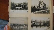 1899 Museum of Natural History Mounted Kodak 3.5x4.5 New York City  Photos