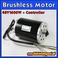Onderdelen elektrische Scooters Engine / Motor brushless Tuning 48V 1600W