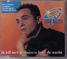 Grad Damen-Ik wil met je dansen de hele Nacht cd maxi single
