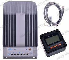 Epever MPPT Solar Controller 12V/24V Panel Charger 150V Controller+Meter From US