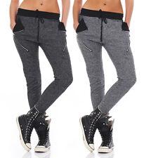 Pantalón cagado pantalones baggy boyfriend tiempo libre pantalones deportivos pantalones deportivos pantalones en 5 talla.