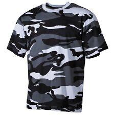 MFH T-shirt Maglia uomo manica corta militare girocollo ARMY T-SHIRT 00103X