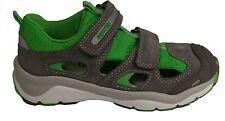 SUPERFIT Schuhe SandalettenTrekking Sandale grau grün echt Leder NEU
