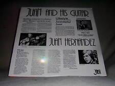 Juan Hernandez & His Guitar JRH Records Tejano 1979 Private Sealed LP No Cutouts
